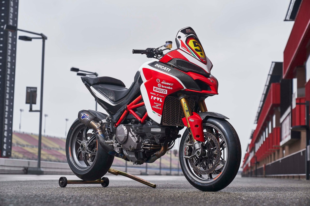 More Photos of the Fastest Ducati Multistrada 1260